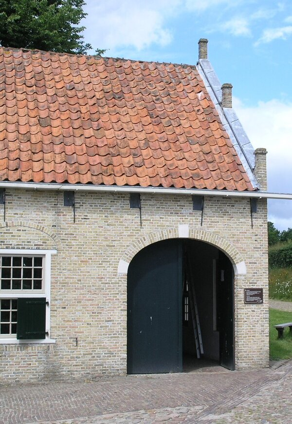 Rosmolen Bourtange