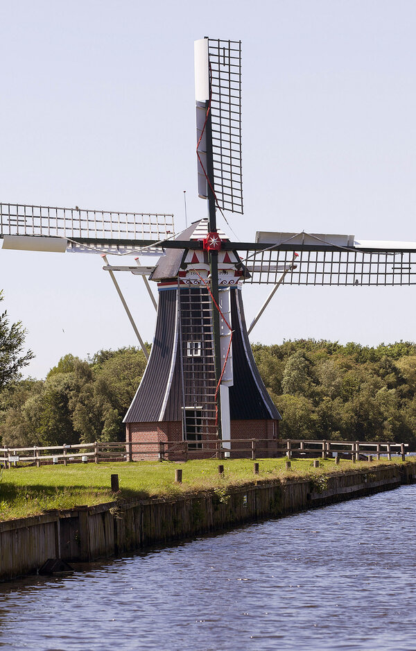 Poldermolen De Helper