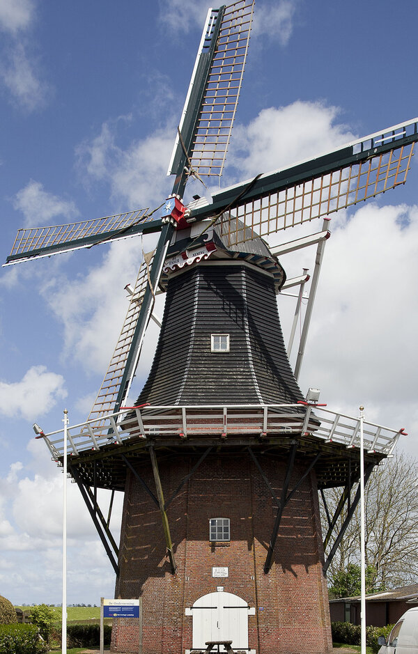 Korenmolen De Onderneming